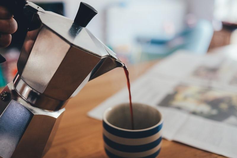 Moka Pot P.2 – Trải nghiệm pha cafe pha từ ấm Moka | PrimeCoffee