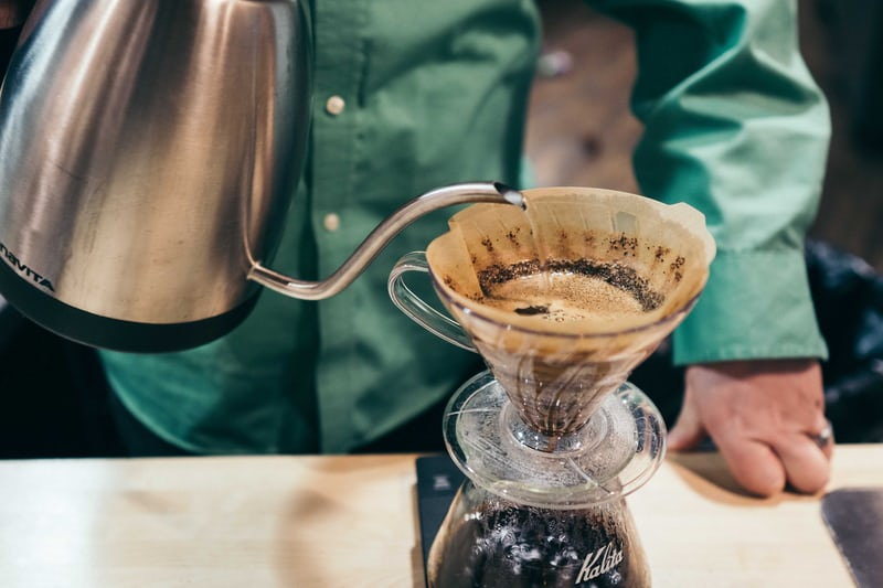 Read more about the article V60 – Thiết kế cho trải nghiệm cafe Pour Over hoàn hảo
