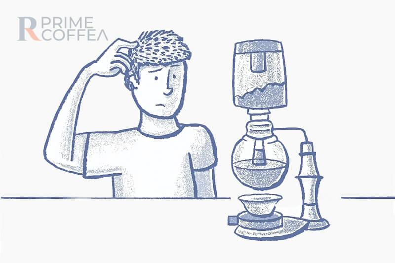 'Siphon' là gì? Và nguyên lý của bình cà phê Siphon | PrimeCoffee