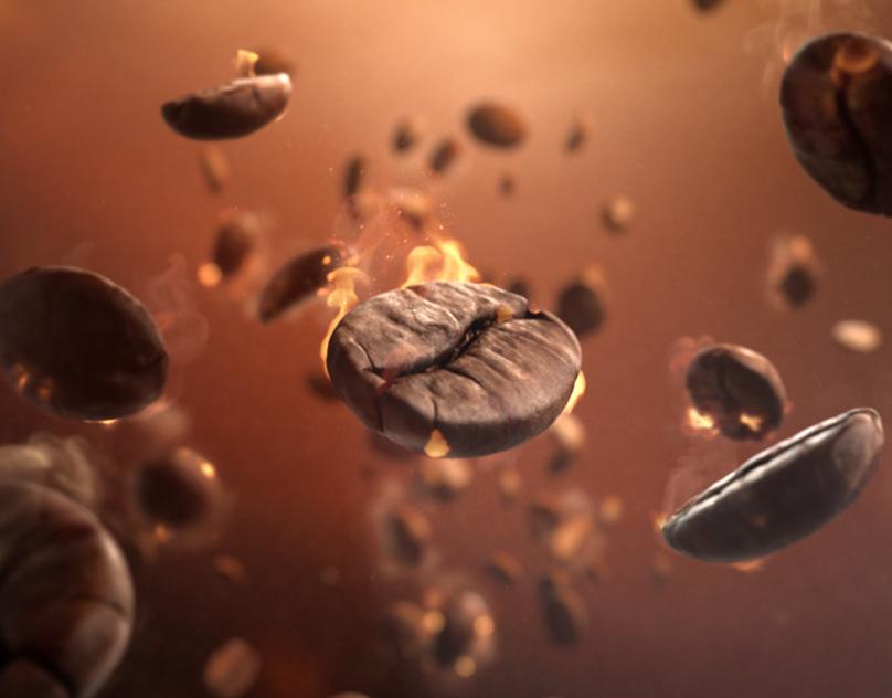 First Crack – Vết nứt đầu tiên khi rang cà phê | Prime Coffee