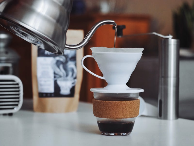 Read more about the article Lựa chọn bộ lọc trong kỹ thuật Pour Over | PrimeCoffee