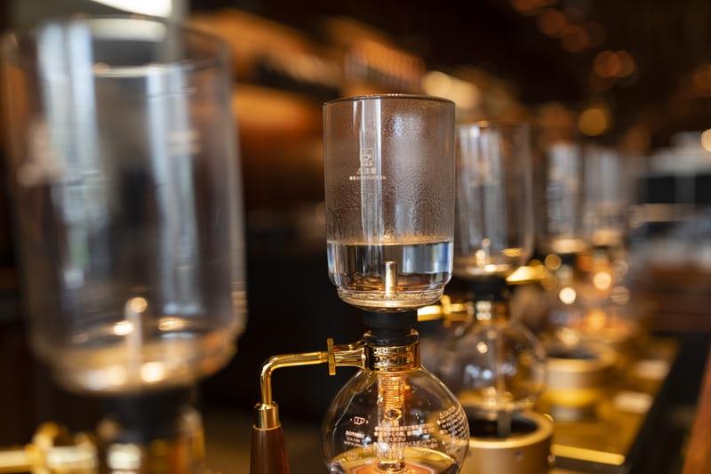 Trải nghiệm pha cà phê với Bình Siphon Hario | PrimeCoffee