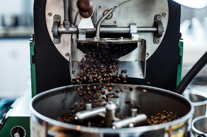 Các biến đổi vật lý trong quá trình rang cà phê | PrimeCoffee