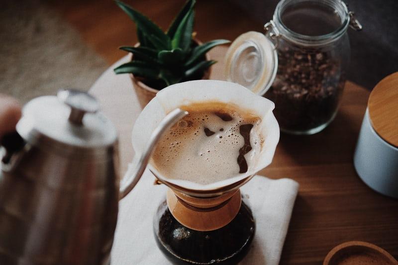 Nhiệt độ nước lý tưởng khi pha cà phê | PrimeCoffee