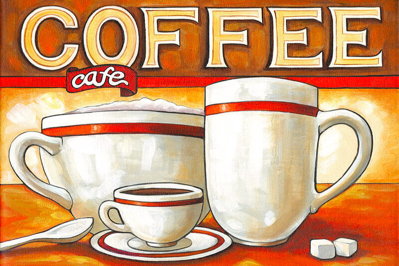 Sơ lược về lịch sử tiếp thị trong ngành cà phê | Prime Coffee